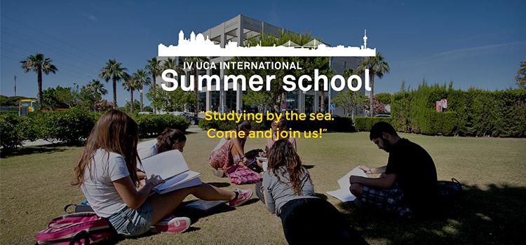Abierto el plazo de solicitudes para cursos en la V 'International Summer School' de la UCA