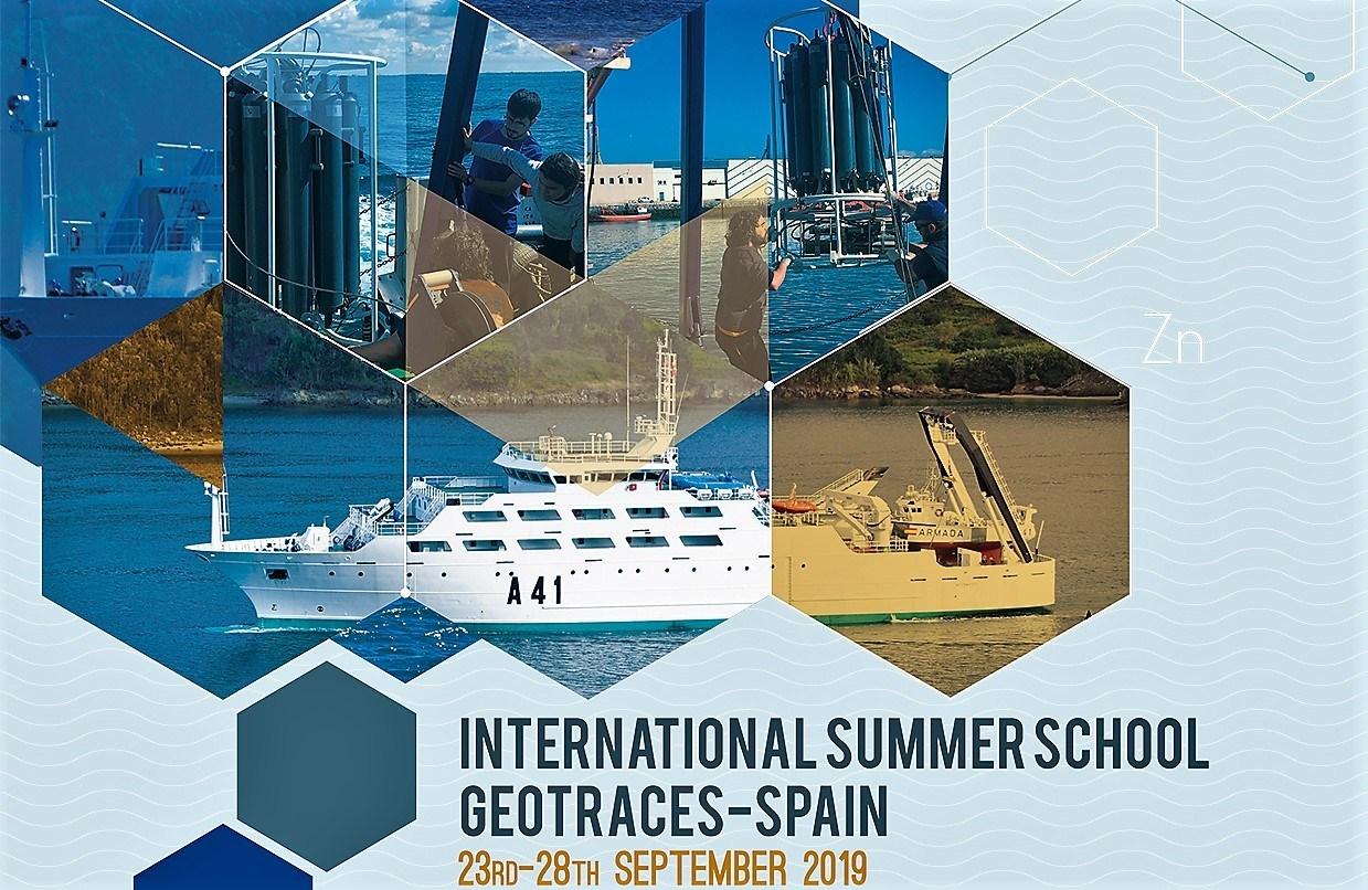 'International Summer School Geotraces Spain', una formación única en el mundo a bordo del buque 'Intermares'